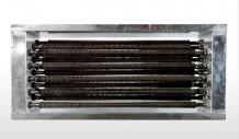 翅片式辅助电加热器
